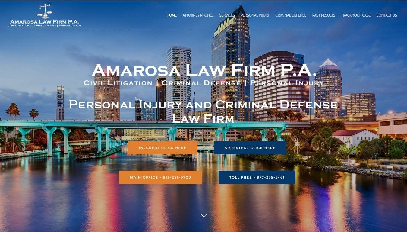Law Firm Web Design | Webvolutions